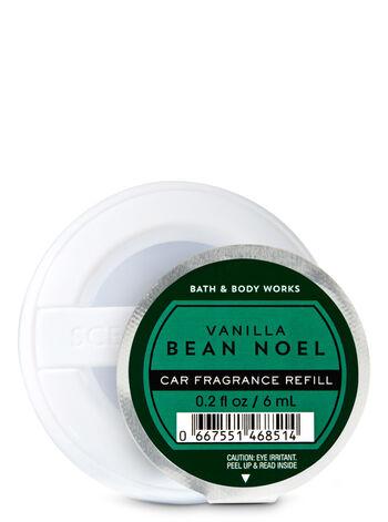 Vanilla Bean Noel fragranza Ricarica profumatore auto