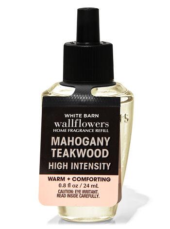 Mahogany Teakwood High Intensity fragranza Wallflowers Fragrance Refill