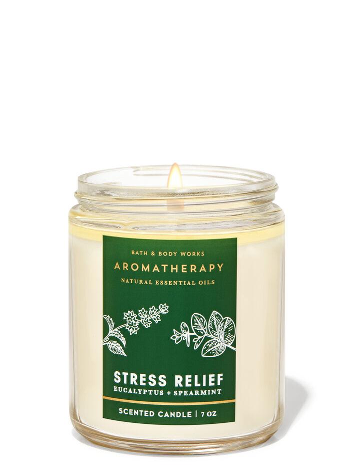 Eucalyptus Tea fragranza Candela a 1 stoppino
