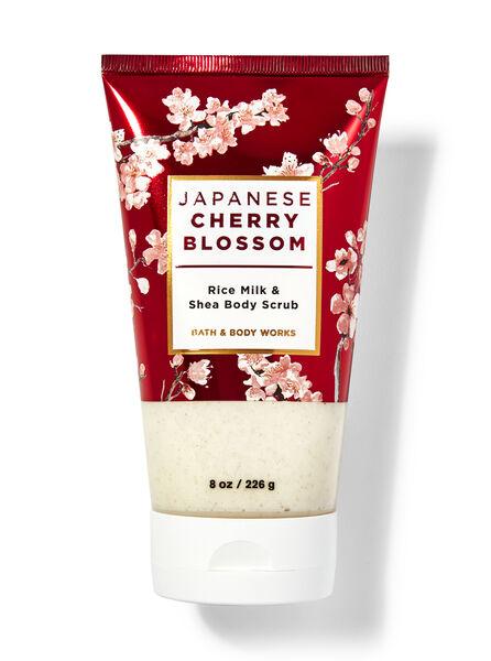 Japanese Cherry Blossom fragranza Scrub corpo