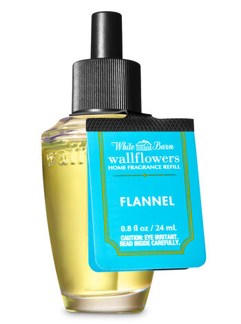 Flannel fragranza Wallflowers Fragrance Refill