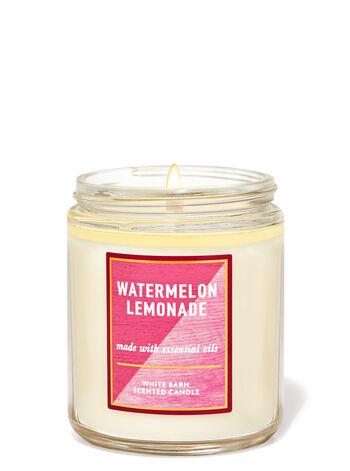 Watermelon lemonade fragranza Candela a 1 stoppino