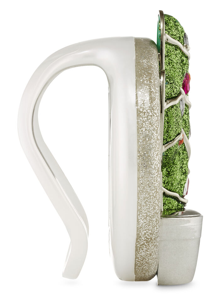 Christmas Cactus Visor Clip fragranza Diffusore per auto