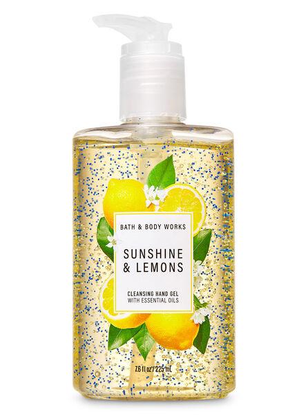 Sunshine & Lemons fragranza Igienizzante mani