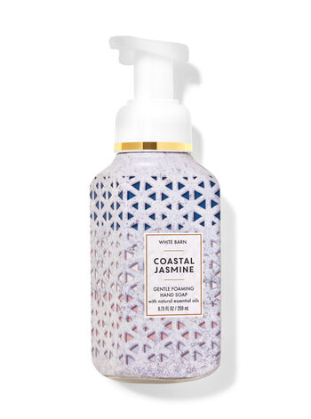 Coastal Jasmine fragranza Sapone in schiuma