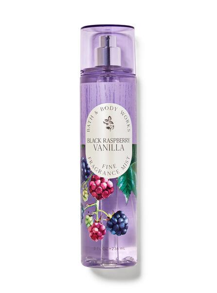 Black Raspberry Vanilla fragranza Acqua profumata