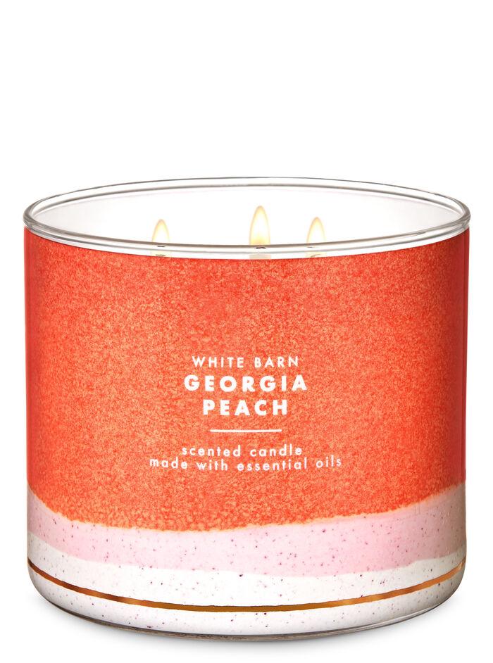 Georgia Peach HF fragranza 3-Wick Candle
