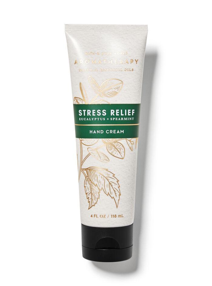 Eucalyptus spearmint fragranza Crema mani