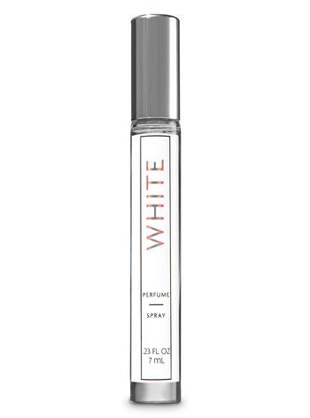 White fragranza Perfume Spray