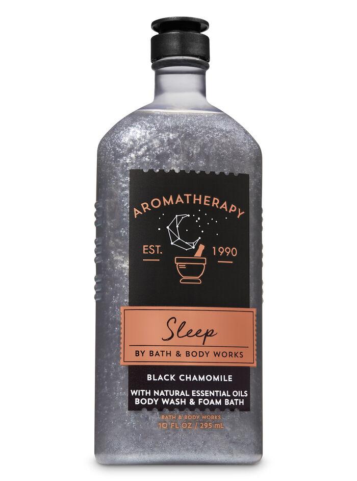 Black Chamomile fragranza Bagnoschiuma