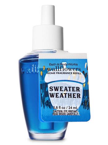 Sweater Weather fragranza Wallflowers Fragrance Refill