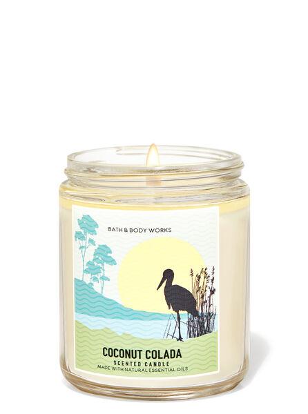 Coconut Colada fragranza Candela a 1 stoppino