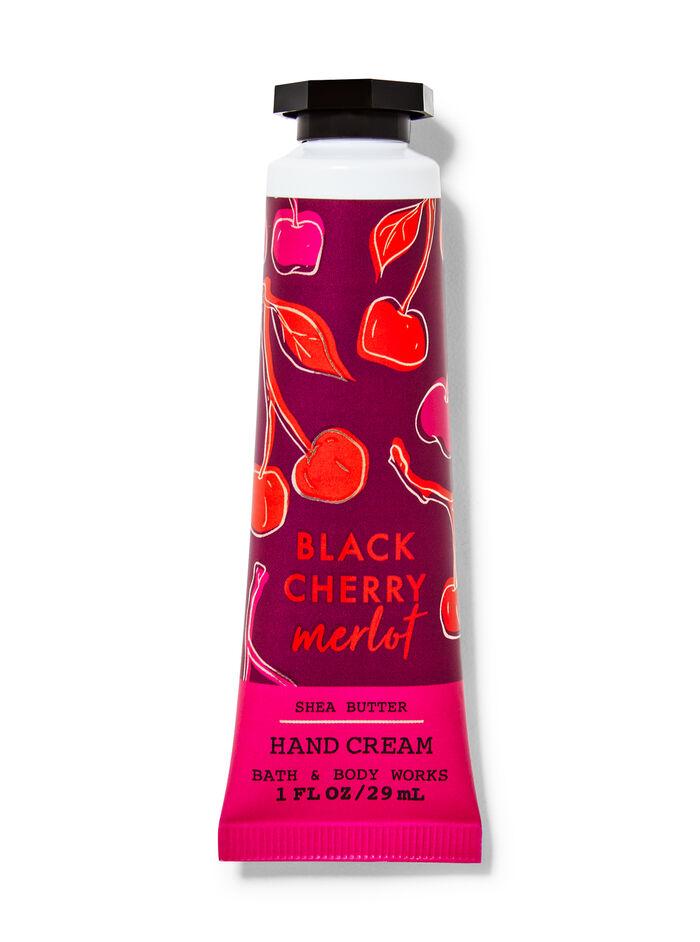 Black Cherry Merlot fragranza Crema mani