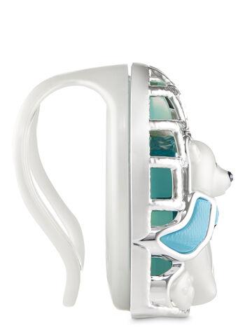 Polar Bear Visor Clip fragranza Diffusore per auto