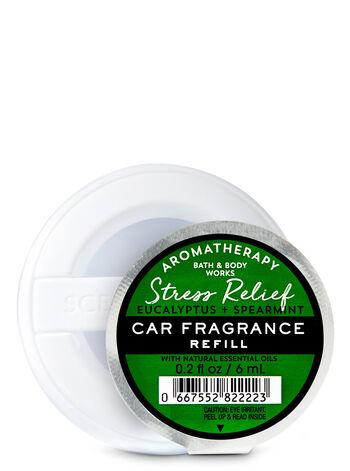 Eucalyptus Spearmint fragranza Ricarica profumatore auto