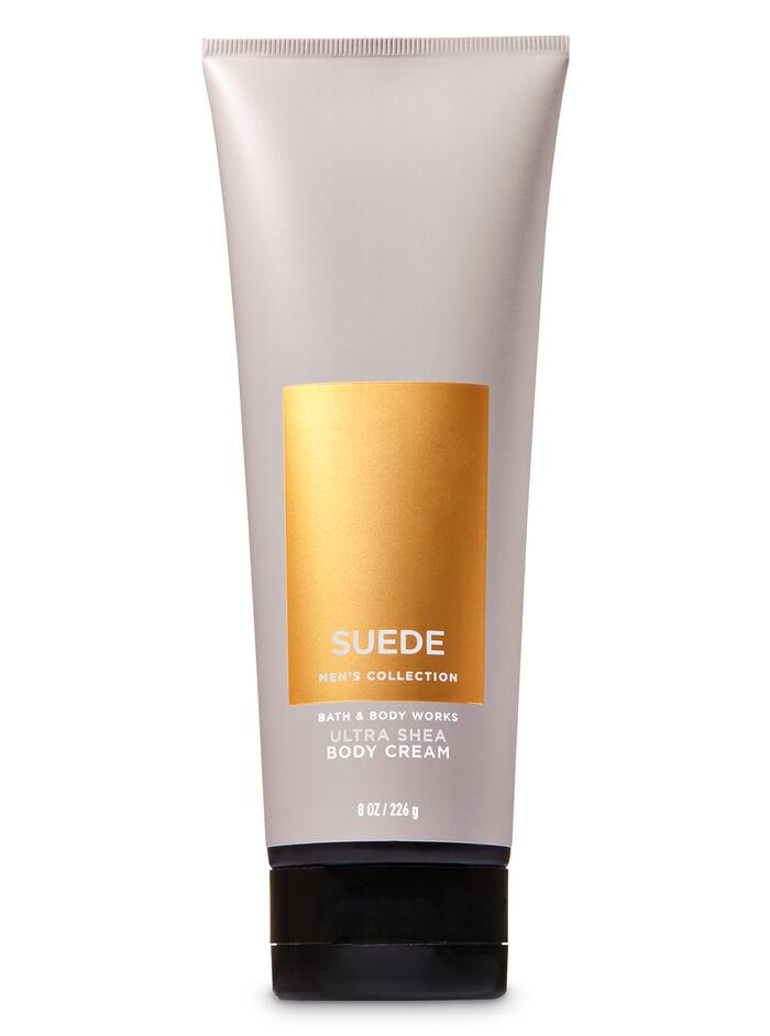 Suede fragranza Ultra Shea Body Cream