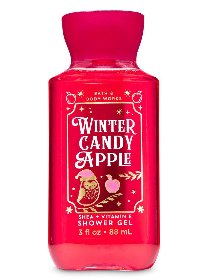 WINTER CANDY APPLE fragranza Mini Gel doccia