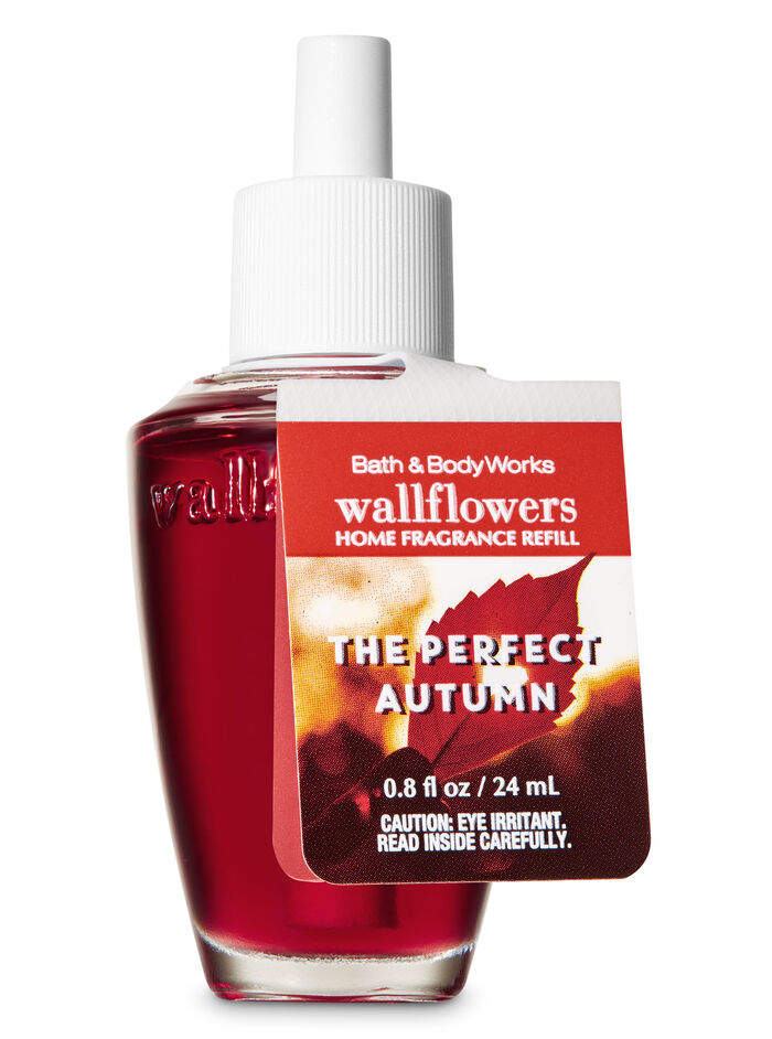 ThePerfect Autumn fragranza Wallflowers Fragrance Refill