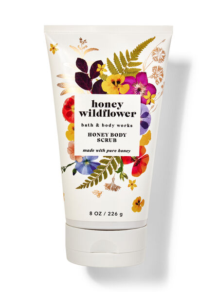 Honey Wildflower fragranza Scrub corpo