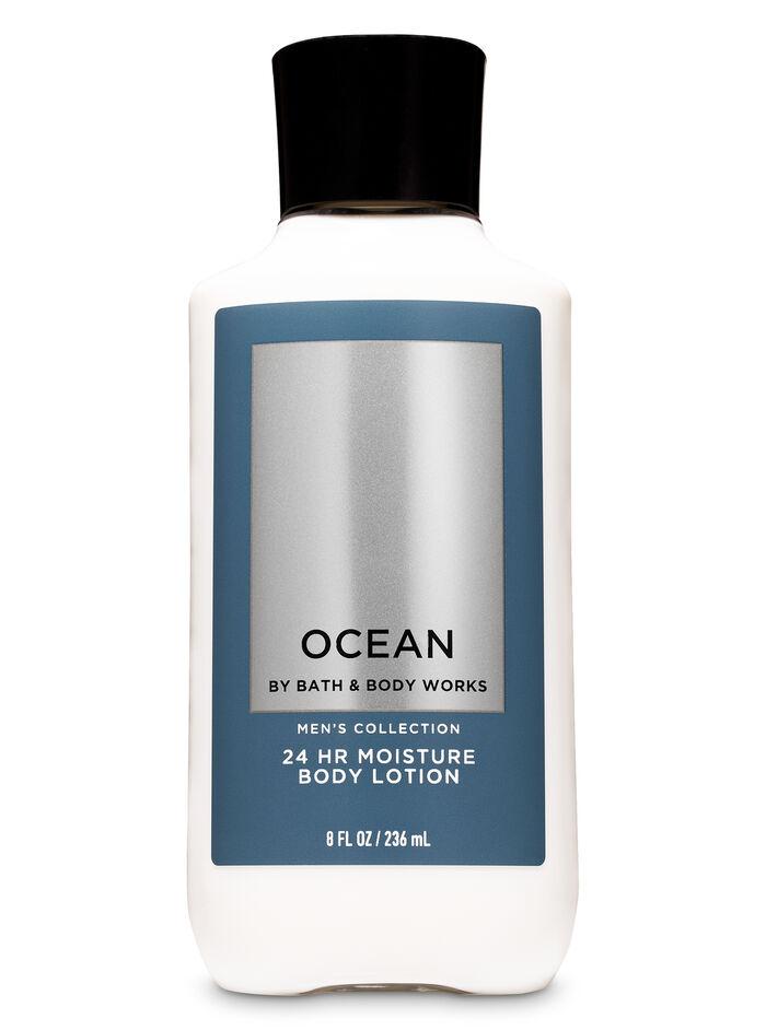 Ocean men fragranza Latte corpo