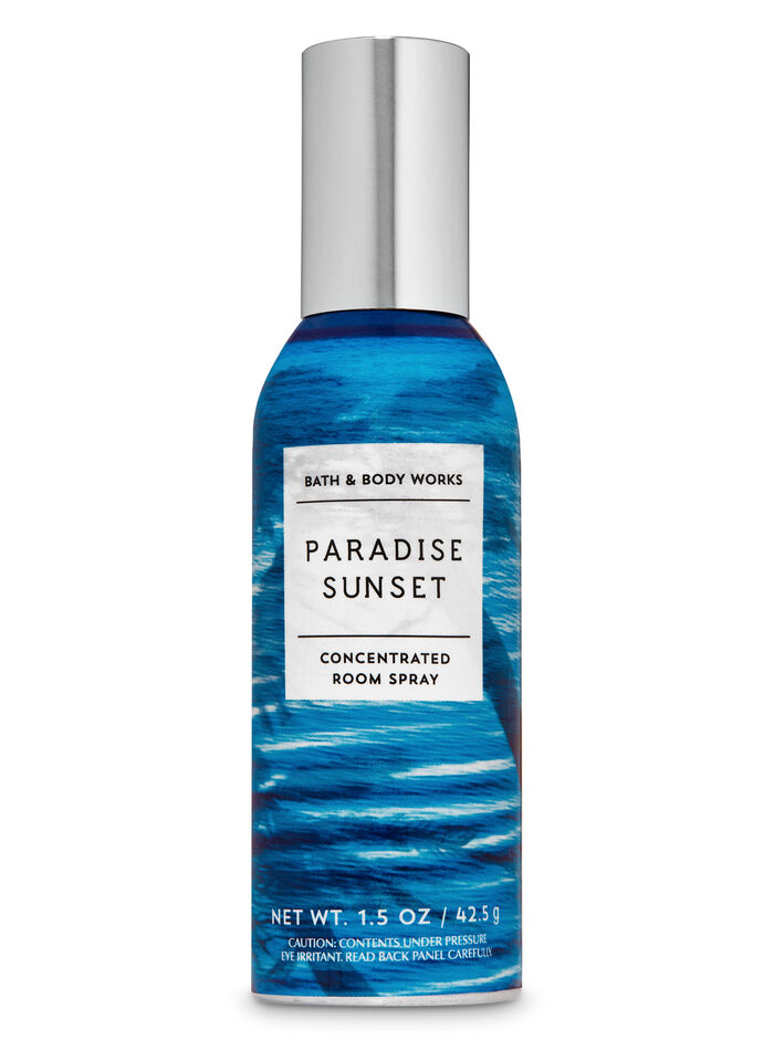 Paradise Sunset fragranza Concentrated Room Spray