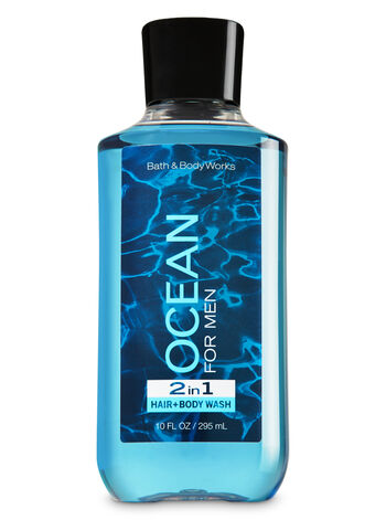 Ocean For Men fragranza 2-in-1 Hair + Body Wash