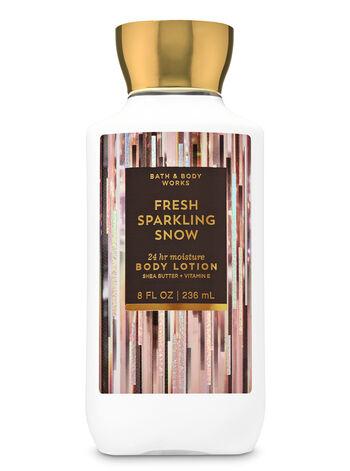 Fresh Sparkling Snow 15 fragranza Latte corpo