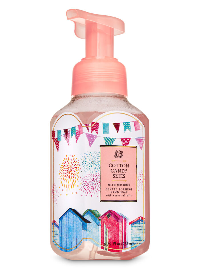 Cotton Candy Skies fragranza Gentle Foaming Hand Soap