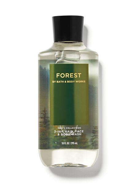 Forest fragranza Doccia shampoo 3 in 1