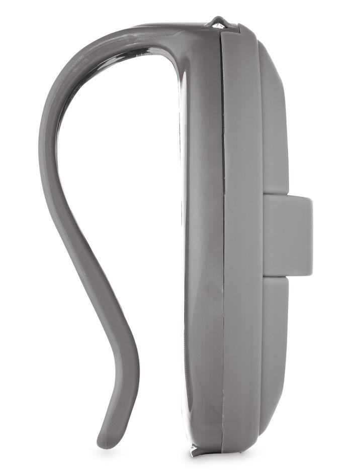 Gray Soft Touch Visor Clip fragranza Diffusore per auto