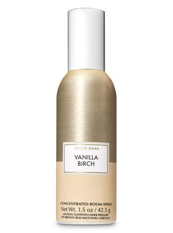 VANILLA BIRCH fragranza Spray per ambienti