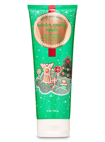 WINTER CANDY APPLE fragranza Ultra Shea Body Cream