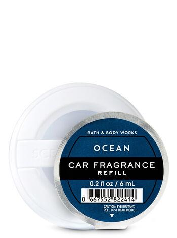 Ocean fragranza Ricarica profumatore auto