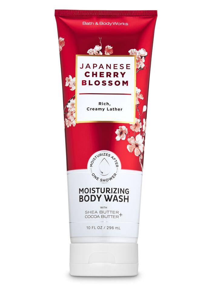 Japanese cherry blossom fragranza Bagnoschiuma idratante