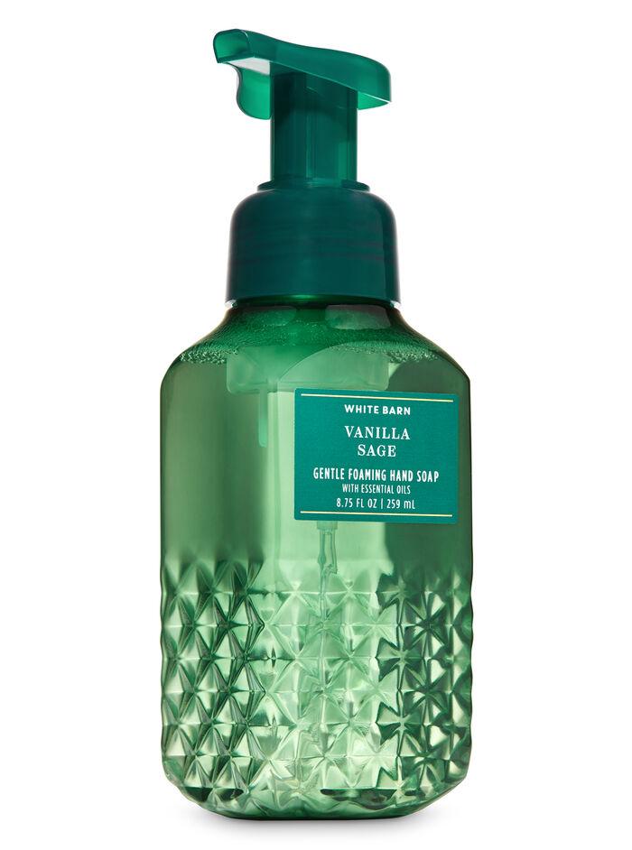 Vanilla Sage fragranza Sapone in schiuma