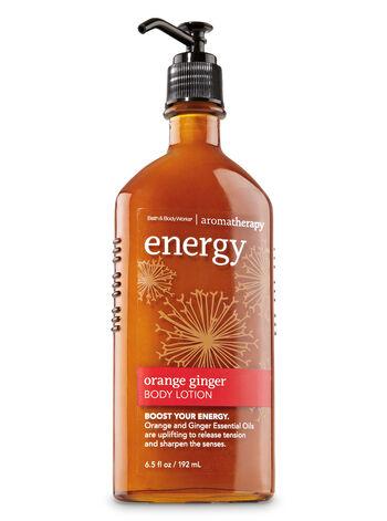 Orange Ginger fragranza Body Lotion