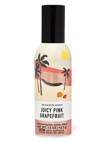 Juicy Pink Grapefruit fragranza Spray per ambienti