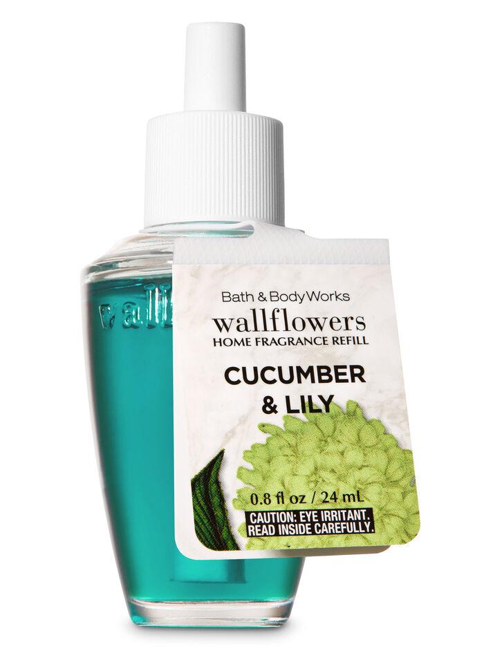 Cucumber Lily fragranza Wallflowers Fragrance Refill