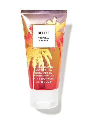 Belize Tropical Cabana fragranza Mini Crema corpo