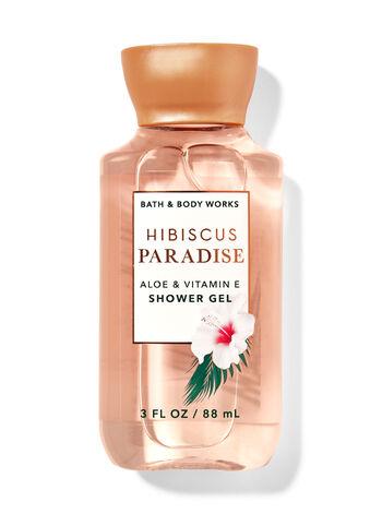 Hibiscus Paradise fragranza Mini Gel doccia