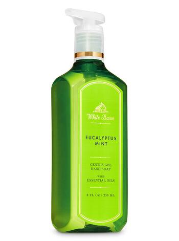 Eucalyptus mint fragranza Sapone in gel