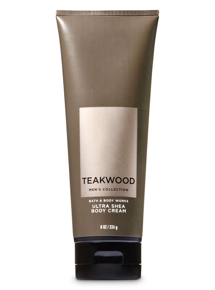 Teakwood fragranza Crema corpo ultra idratante