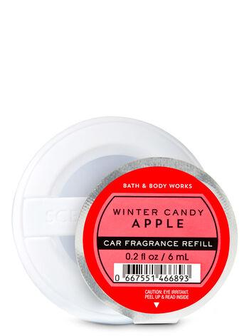 Winter Candy Apple fragranza Ricarica profumatore auto