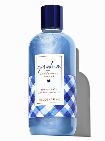 Gingham fragranza Bagnoschiuma