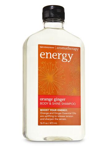 Orange Ginger fragranza Body & Shine Shampoo