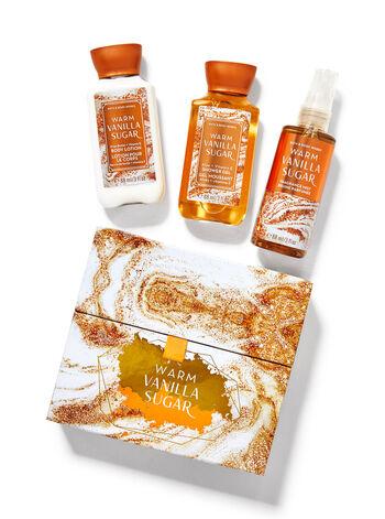Warm Vanilla Sugar fragranza Mini set regalo