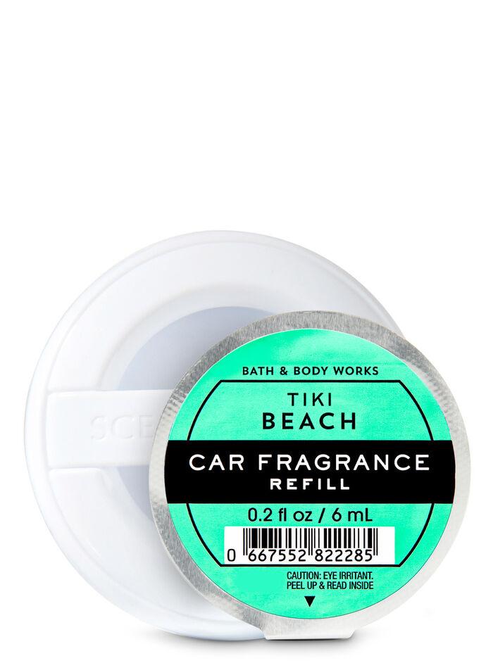 Tiki Beach fragranza Ricarica profumatore auto