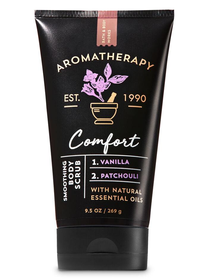 Vanilla Patchouli fragranza Smoothing Body Scrub