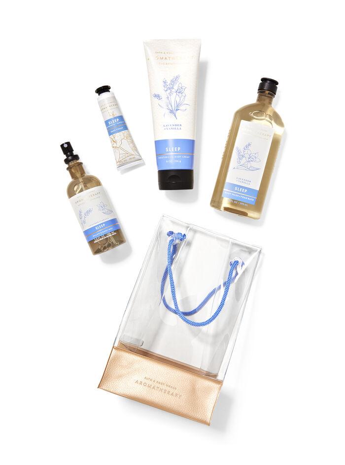 Lavender Vanilla fragranza Set regalo