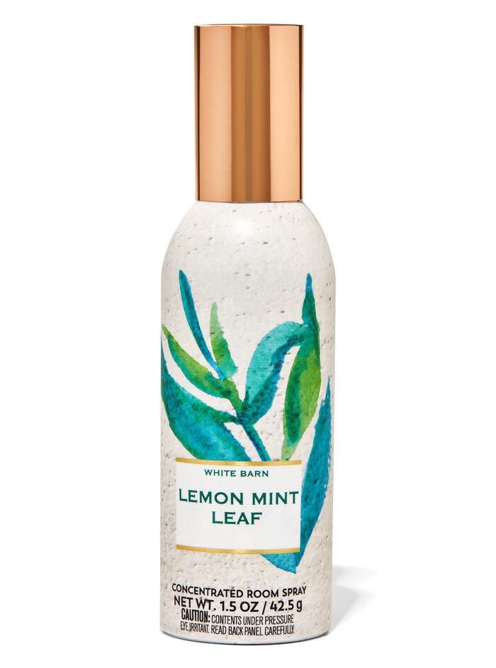 Lemon Mint Leaf fragranza Spray per ambienti